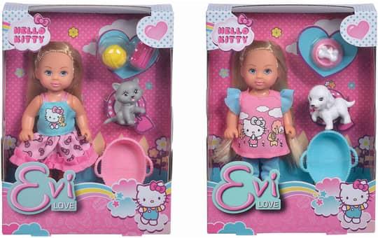 Hello Kitty - Outfit - Evi Love - 1 Stück
