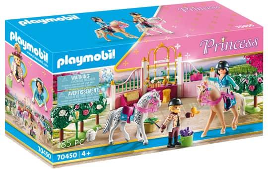 Playmobil® 70450 - Reitunterricht im Pferdestall - Playmobil® Princess