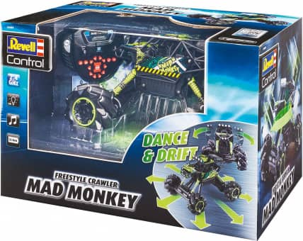 Revell - 24459 RC Freestyle Crawler - Mad Monkey - Revell Control