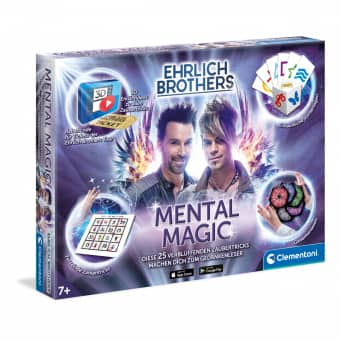 Mental Magie - Ehrlich Brothers - Clementoni