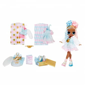 L.O.L. Surprise OMG Doll - Serie 4 - Style 1 - Sweets