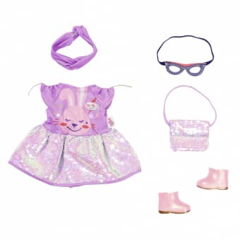 BABY Born - Deluxe Happy Birthday Outfit