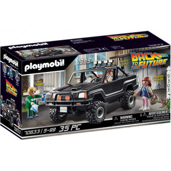 Playmobil® 70633 - Back to the Future Marty's Pick-up Truck - Playmobil® Back to the Future