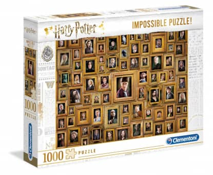 Puzzle Impossible - Harry Potter - 1000 Teile