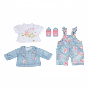 Baby Annabell - Active Deluxe - Jeans 43cm