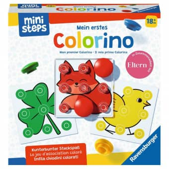 ministeps - Mein erstes Colorino