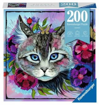 Puzzle - Moment - Cateye - 200 Teile