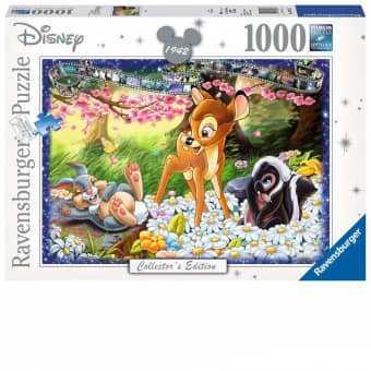 Puzzle - Bambi - 1000 Teile - Collector´s Edition