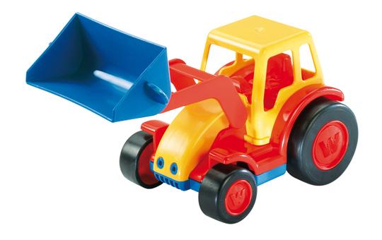 Wader -  Basics Traktor mit Schaufel