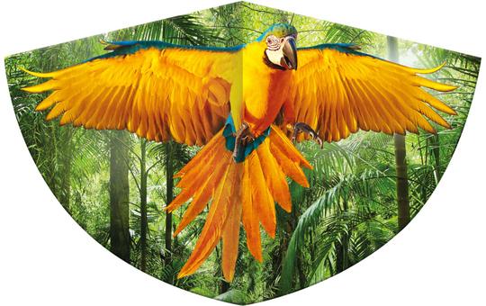 Drachen - Papagei - ca. 75 cm