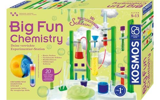 Kosmos Experimentierkasten - Big Fun Chemistry