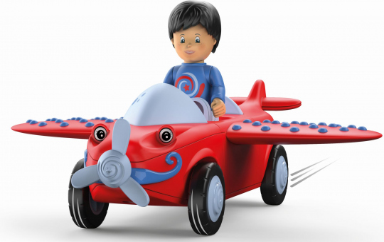 Toddys - Flugzeug - Leo Loopy