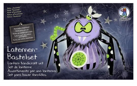 Laternen Bastelset - Tarantula