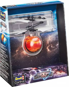 RC Copter Ball - Space - Mars