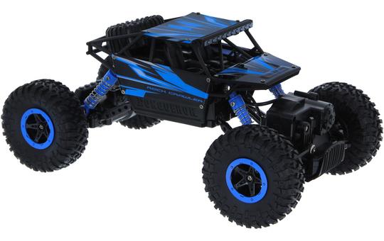 Besttoy - RC Geländefahrzeug - Rock Trough Climber - blau