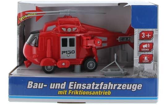 Besttoy - Bau- und Einsatzfahrzeug - Rettungshelikopter