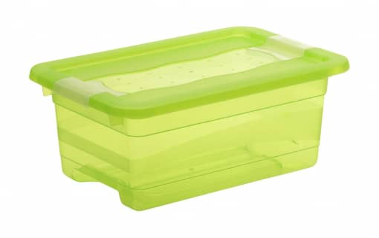 Kristallbox - grün - 4L