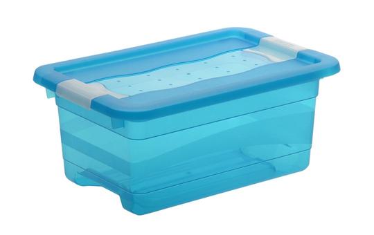 Kristallbox - blau - 4L