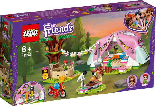 LEGO® Friends 41392 - Camping in Heartlake City