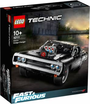 LEGO® Technic 42111 - Dom's Dodge Charger