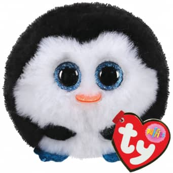 Ty Puffies - Pinguin Waddles - 7 cm