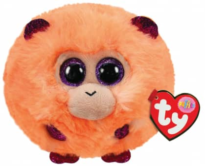 Ty Puffies - Affe Coconut - 7 cm