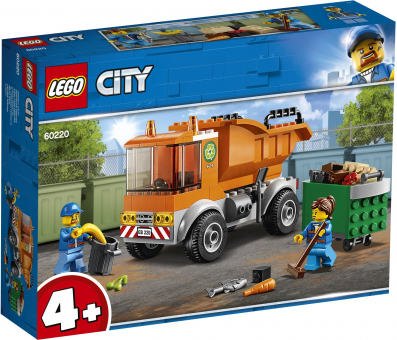LEGO® City Great Vehicles 60220 - Müllabfuhr