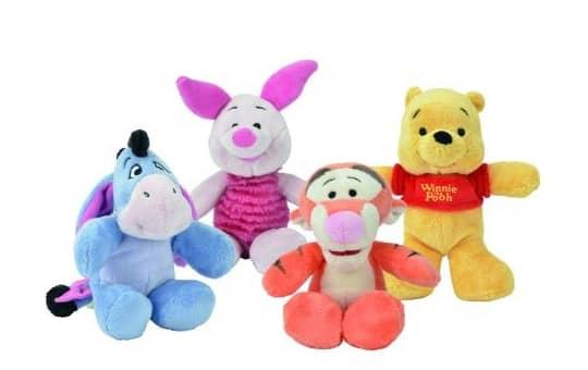 Winnie Pooh - Plüschtier - ca. 20 cm - 1 Stück - verschiedene Ausführungen
