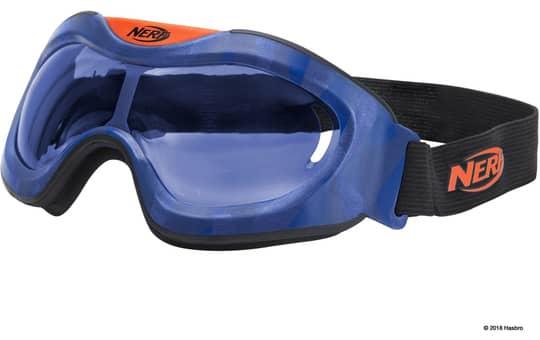 Nerf Schutzbrille - blau