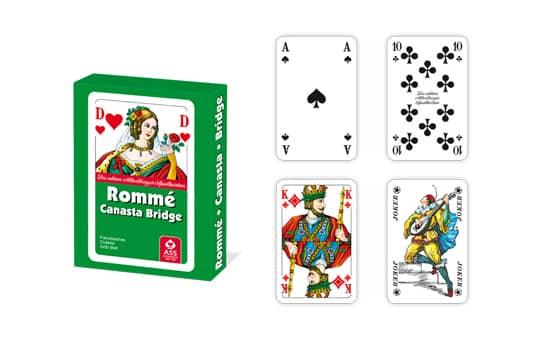 Romme Kartenspiel