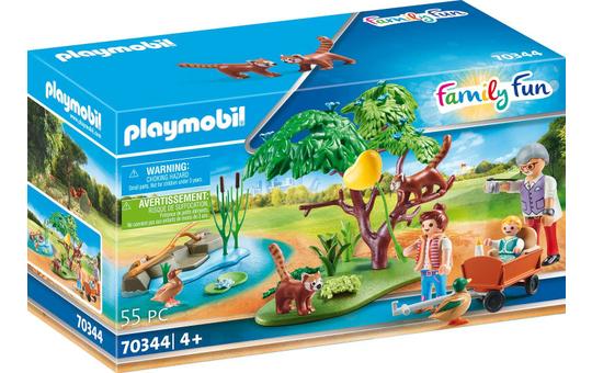 Playmobil® 70344 - Kleine Pandas im Freigehege - Playmobil® Family Fun
