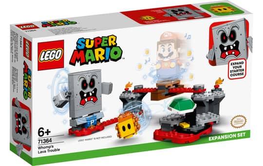 LEGO® Super Mario 71364 - Wummps Lava-Ärger - Erweiterungsset