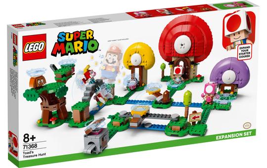LEGO® Super Mario 71368 - Toads Schatzsuche - Erweiterungsset
