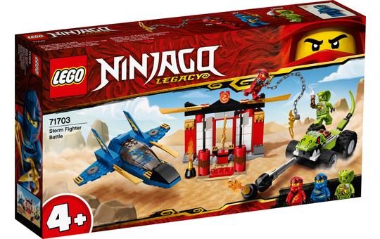 LEGO® NINJAGO® 71703 - Kräftemessen mit dem Donner-Jet