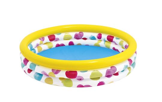 Intex 3-Ring Pool Wild Geometry