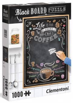 Puzzle - Coffee - 1000 Teile