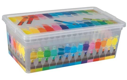 Aufbewahrungsbox - Arty Marker - 6L