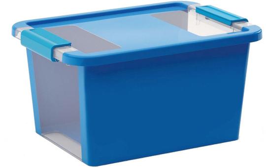 Aufbewahrungsbox - Bi Box - S - blau