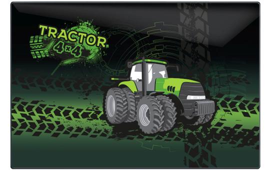 Schreibtischauflage - Traktor