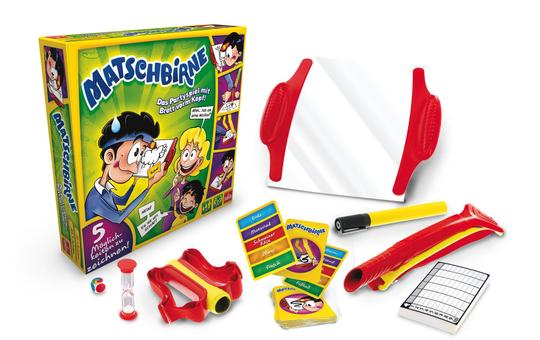 Matschbirne - Partyspiel