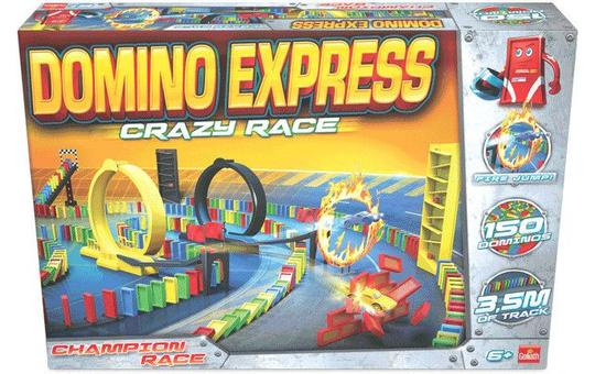 Domino Express Crazy Race - Goliath
