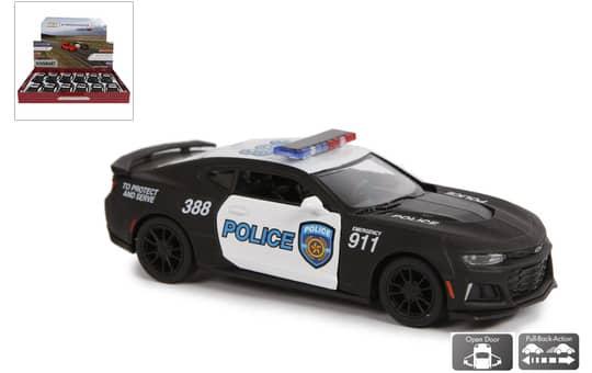 Polizei Camaro ZL1 - Modellauto - Maßstab: 1:36