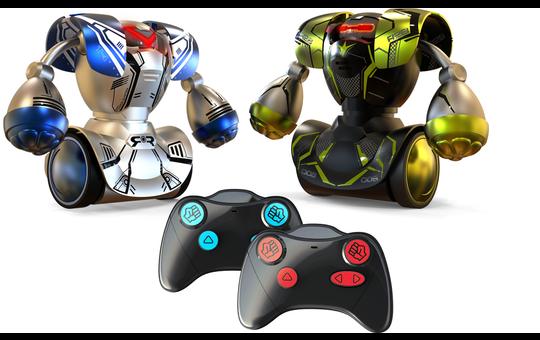 Kampfroboter - Robo Kombat - Doppelpack