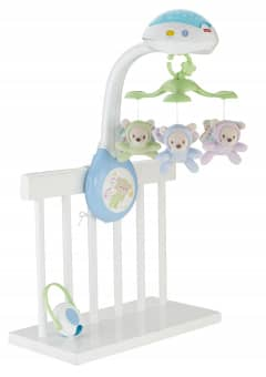 Fisher Price 3-in-1 Traumbärchen Mobile