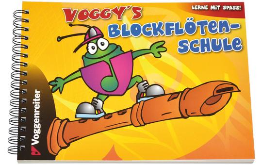Blockflöten Schule Voggenreiter Verlag