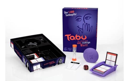 Tabu Spiel Hasbro