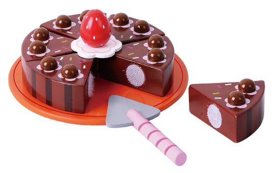 Besttoy - Schokoladenkuchen aus Holz
