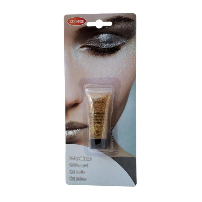 Gel Make-Up - Glitter - 14 ml - gold