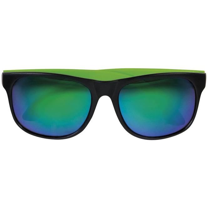 Faschingsbrille - Mirror Beach - für Erwachsene