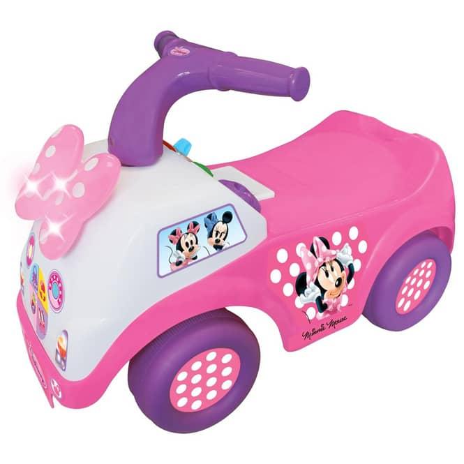 Kiddieland - Rutsch-Auto - Minnie Mouse